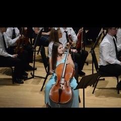 Amy Smart Cellist in Glasgow