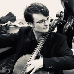 James Tradgett Cellist in Manchester