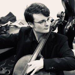 James Tradgett Cellist in Manchester