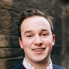 Luke McElroy Pianist in Edinburgh