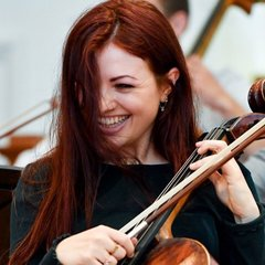 Lydia Emily Dobson Cellist in London