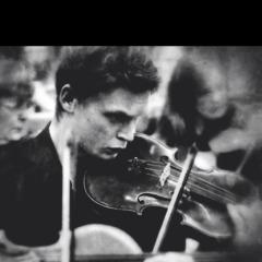 David Norris Violinist in Edinburgh