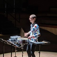 Darren Gallacher Percussionist in Edinburgh