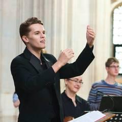 Adam Hickox Conductor in London