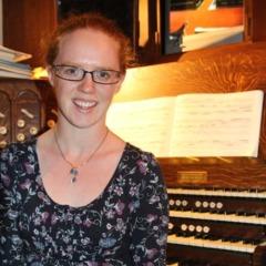 Georgina Sherriff Organist in London