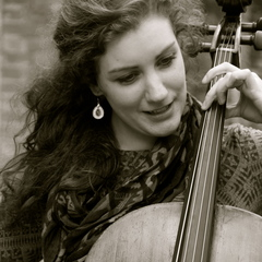 Polly Virr Cellist in Manchester