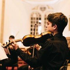Matt Andrews Violinist in Edinburgh