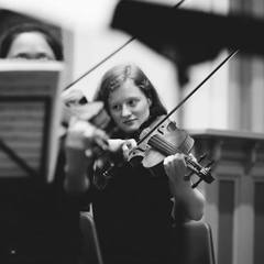 Sara Rigby Viola Player in Edinburgh