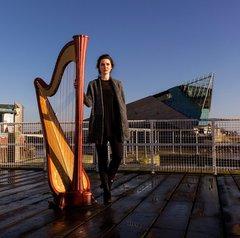 Stephanie Halsey Harpist in Manchester