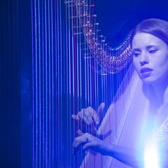 Valeria Kurbatova Harpist in the UK