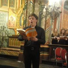 Michael Scanlon Singer in Edinburgh