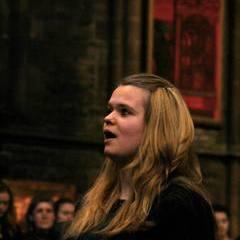 Ali Croal Soprano Singer in Edinburgh