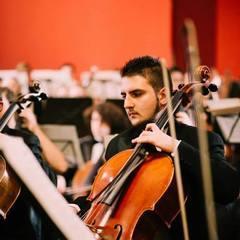 Patrick Allen Cellist in Edinburgh