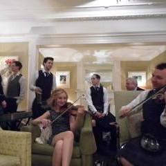 Rachel Home Violinist in Edinburgh