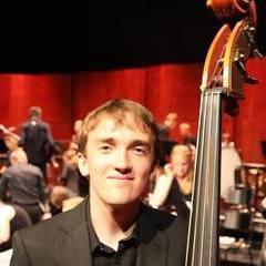 Oliver Perkins Cellist in Edinburgh