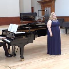 Alison Scott Soprano Singer in Edinburgh