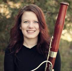 Ana Docolin Bassoonist in London