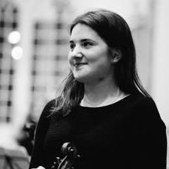 Susannah Evelyn Mack Violinist in Edinburgh