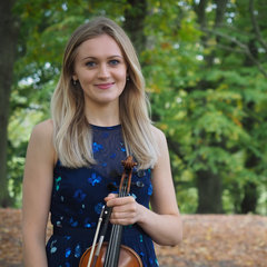 Kirsty MacLeod Violinist in London