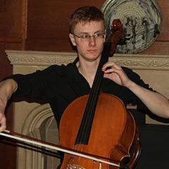 Ben Etherton Cellist in Bristol