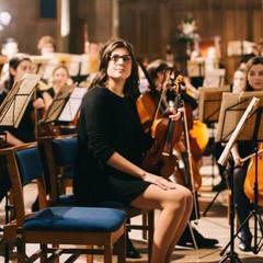 Vicky Carmichael Violinist in Edinburgh