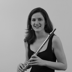 Sandrine Jones Flute Player in London