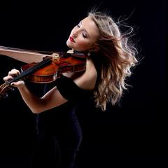 Emma Maria Rushworth Violinist in the UK