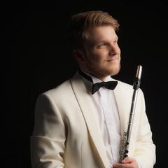 Chris Docherty Flute Player in Birmingham