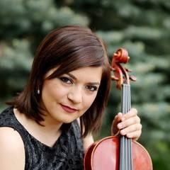 Steliana Nedeva Viola Player in London