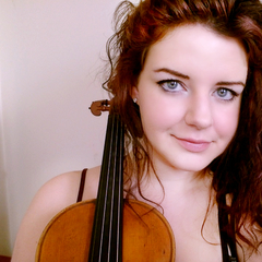 Emily Mowbray Violinist in Manchester