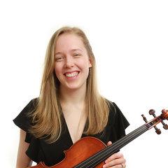 Katherine Clarke Viola Player in London