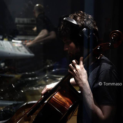 Graham Coe Cellist in Edinburgh