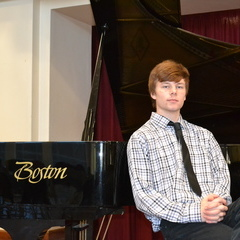 George Smith Pianist in Southampton