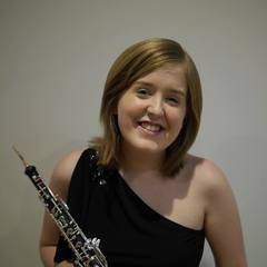 Jessica Holmes Oboe Player in Wakefield