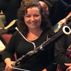 Sinéad Frost Bassoonist in London