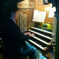 James Kealey Organist in Manchester