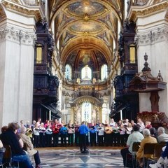 The Purcell Singers Choir in London