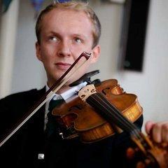Joe Hodson Violinist in Glasgow
