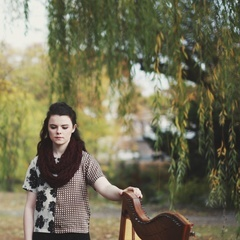 Mairi Chaimbeul Harpist in the UK