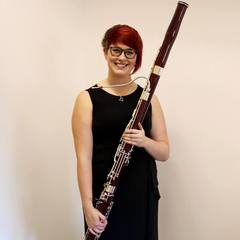 Eleanor Mills Bassoonist in Manchester
