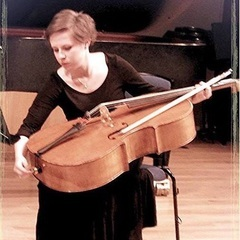 Katy Nagle Cellist in Birmingham