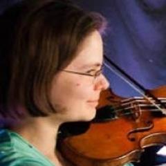 Alice Ruffle Violinist in Cambridge