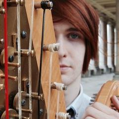 Richard Allen Harpist in the UK