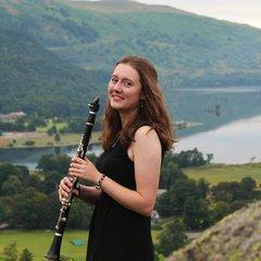 Tara Hill Clarinettist in Ely