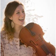 Isabelle Jones Viola Player in London