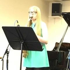Isobel Matthews  Saxophone Player in Birmingham