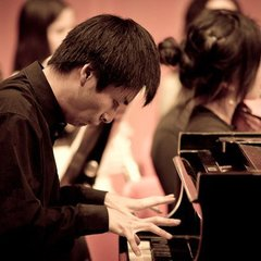 John Chen Pianist in Cambridge