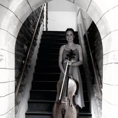 Sophie Nash Cellist in Bristol