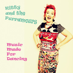 Kitty and the Purramours Swing Band in Bristol