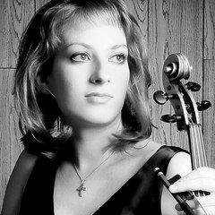 Maria Swiadek (nee Niedbala) Viola Player in London